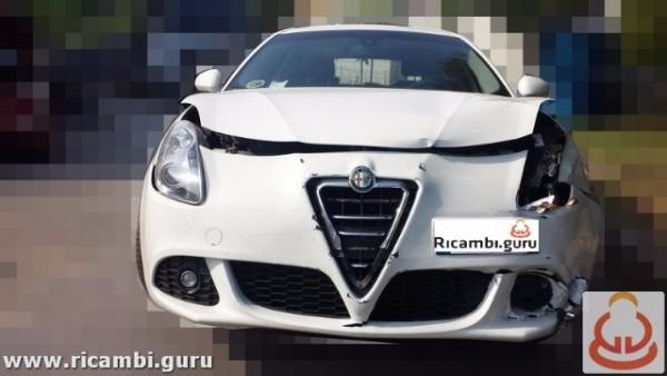Alfa Romeo Giulietta del 2011