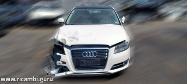 Audi A3 del 2011