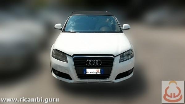 Audi A3 cabrio del 2010