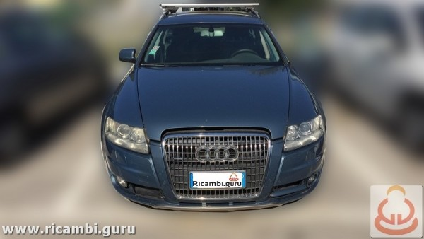 Audi A6 allroad del 2006