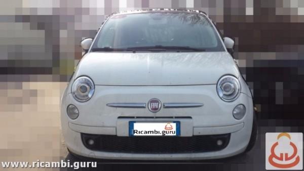 Fiat 500 del 2007