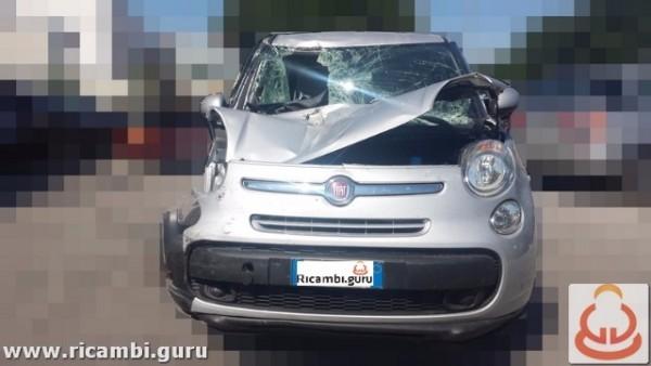 Fiat 500 L del 2014