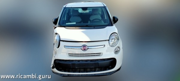Fiat 500 L del 2016