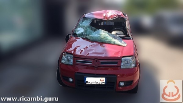 Fiat Panda 4x4 del 2012