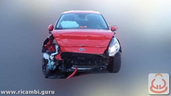Ford Fiesta del 2019