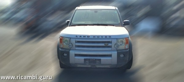 Land rover Discovery 3 del 2007