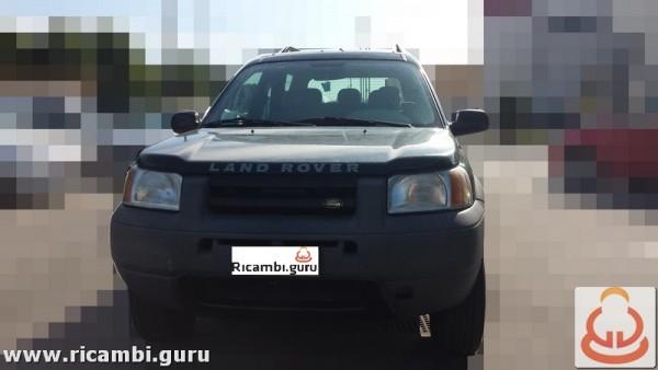 Land Rover Freelander del 1999