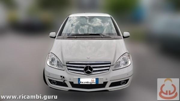 Mercedes Classe A del 2011