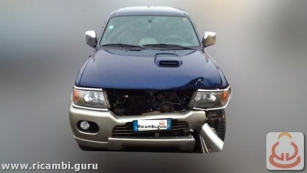Mitsubishi Pajero del 2000