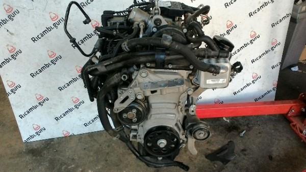 Motore Completo Skoda Fabia