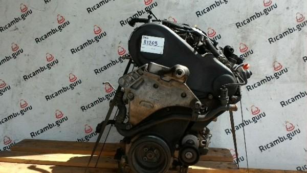motore VW Golf 6 CFFB proveniente da auto demolita