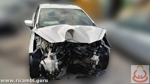 Nissan Micra del 2017