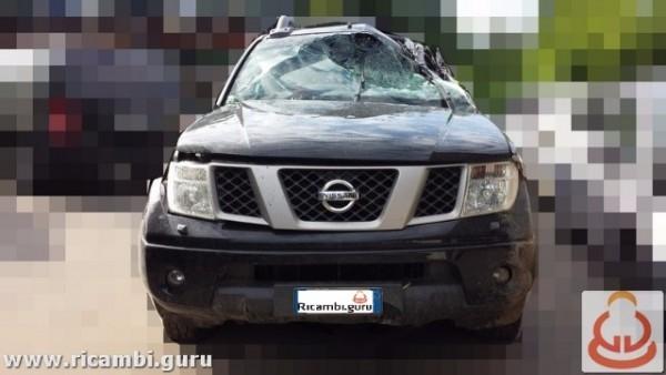 Nissan Navara del 2008