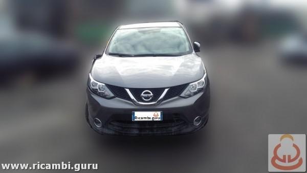 Nissan Qashqai del 2016