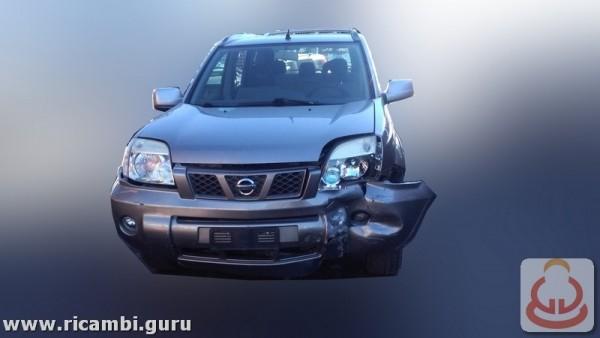 Nissan X-trail del 2004