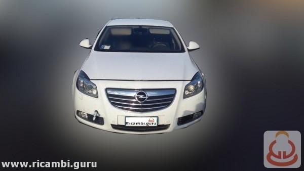 Opel Insignia del 2009