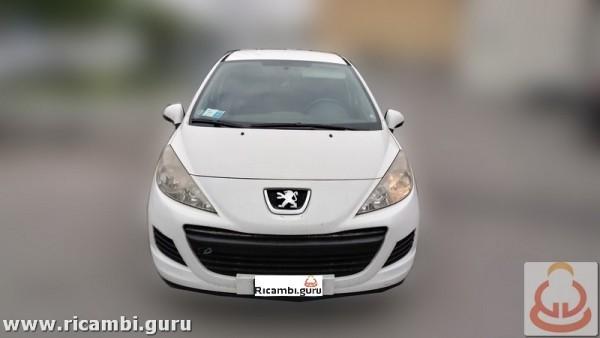 Peugeot 207 del 2010