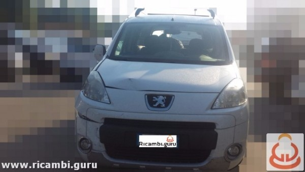 Peugeot Partner del 2011