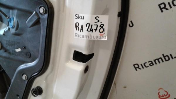 Serratura porta Destra Volkswagen scirocco