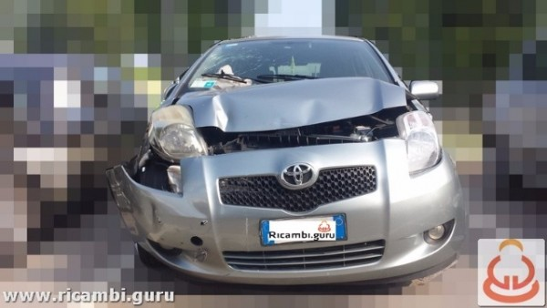 Toyota Yaris del 2005