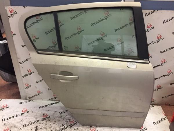 Porta posteriore destra Opel Astra
