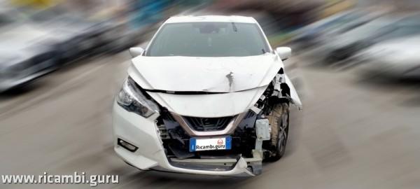 Nissan Micra del 2018