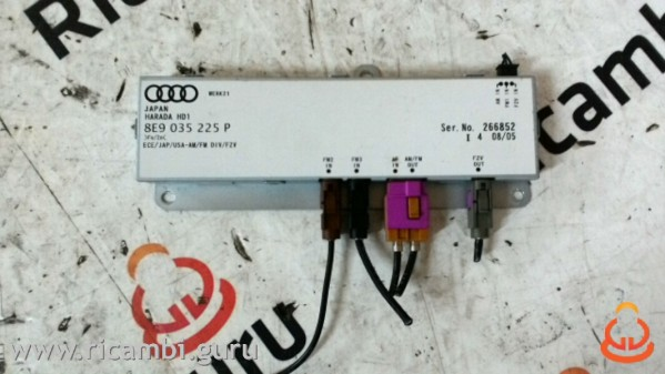 Amplificatore Antenna Radio Audi A4