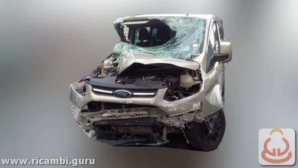 Ford Transit Custom del 2013