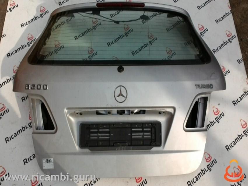 Calandra Mercedes Classe B W245 dal 2005 Ossatura