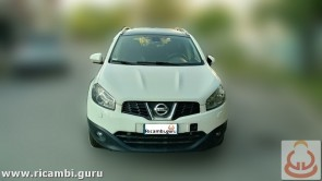 Nissan Qashqai+2 del 2011