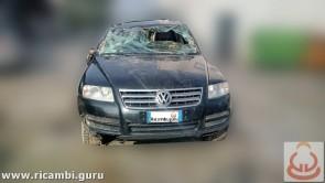 Volkswagen Touareg del 2004