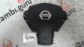Airbag volante Nissan qashqai