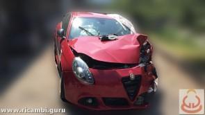 Alfa romeo Giulietta del 2015