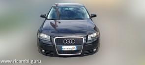 Audi A3 Sportback del 2005