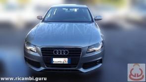 Audi A4 berlina del 2009