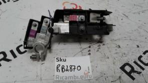 Protezione Centralizzata Batteria Audi a4
