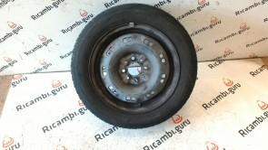Cerchio in ferro Ford ka