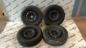 Cerchi in ferro Renault twingo