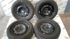 Cerchi in ferro Volkswagen polo