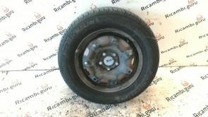 Cerchio in ferro Volkswagen polo
