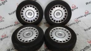 Cerchi in ferro Volvo v50