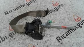 Cintura sicurezza Posteriore Destra Volvo xc70