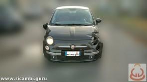 Fiat 500 del 2010
