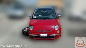 Fiat 500 del 2012