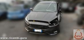 Ford Focus berlina del 2018