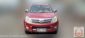 Great wall Hover del 2008