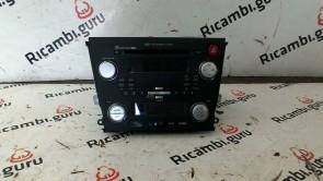 Radio con comando clima automatico Subaru outback
