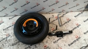 Kit Ruotino Fiat 500