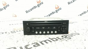 Radio Lettore CD Citroen c4