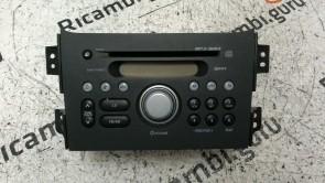 Radio Lettore CD Suzuki splash